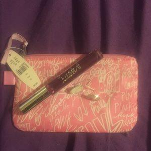 Victoria secret makeup bag bundle